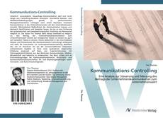 Bookcover of Kommunikations-Controlling