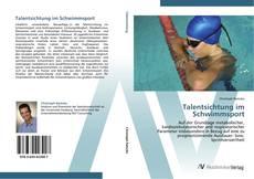 Couverture de Talentsichtung im Schwimmsport