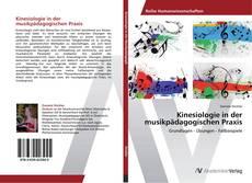 Обложка Kinesiologie in der musikpädagogischen Praxis