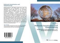Обложка Politische Sozialisation und Globalisierung