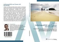 Capa do livro de Lebensqualität von Frauen mit Brustkrebs