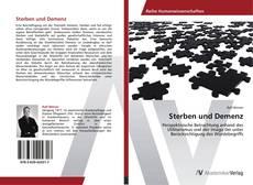 Buchcover von Sterben und Demenz