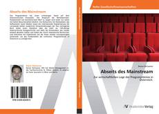 Bookcover of Abseits des Mainstream