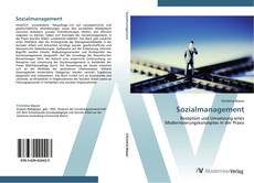 Bookcover of Sozialmanagement