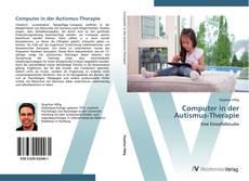 Bookcover of Computer in der  Autismus-Therapie