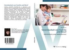 Bookcover of Vereinbarkeit von Familie und Beruf