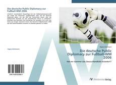 Capa do livro de Die deutsche Public Diplomacy zur Fußball-WM 2006