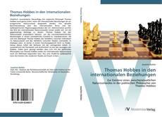 Copertina di Thomas Hobbes in den internationalen Beziehungen