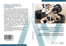 Couverture de Erfassung und Analyse der Kompetenzen von Fach- und Führungskräften