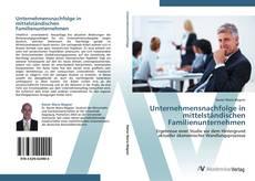 Bookcover of Unternehmensnachfolge in mittelständischen Familienunternehmen