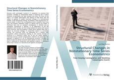 Bookcover of Structural Changes in Nonstationary Time Series Econometrics