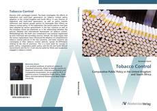 Bookcover of Tobacco Control