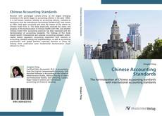 Buchcover von Chinese Accounting Standards