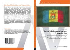 Обложка Die Republik Moldau und Transnistrien