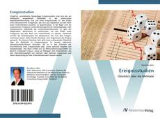 Bookcover of Ereignisstudien