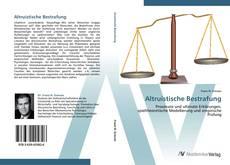 Portada del libro de Altruistische Bestrafung