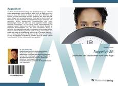 Bookcover of Augenblick!