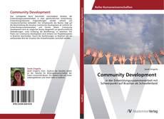 Community Development kitap kapağı