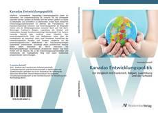 Kanadas Entwicklungspolitik kitap kapağı