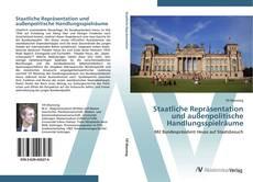 Buchcover von Staatliche Repräsentation und außenpolitische Handlungsspielräume