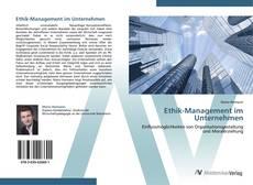 Buchcover von Ethik-Management im Unternehmen