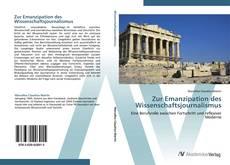 Zur Emanzipation des Wissenschaftsjournalismus的封面