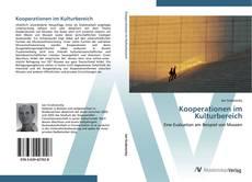 Portada del libro de Kooperationen im Kulturbereich