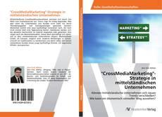"""Capa do livro de """"CrossMediaMarketing""""-Strategie in mittelständischen Unternehmen"""
