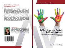 Frühe Hilfen und Soziale Frühwarnsysteme kitap kapağı