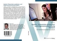 Capa do livro de Azubis! Potentiale entdecken und Eigenverantwortung fördern