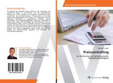 Buchcover von Preiscontrolling