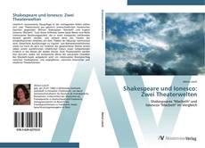 Bookcover of Shakespeare und Ionesco: Zwei Theaterwelten
