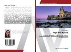 Portada del libro de Asyl und Kirche
