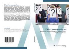 Capa do livro de Eltern lernen erziehen