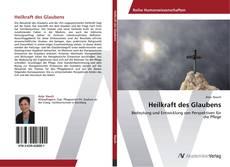 Buchcover von Heilkraft des Glaubens