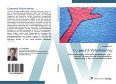 Buchcover von Corporate Volunteering