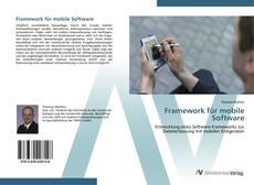 Portada del libro de Framework für mobile Software