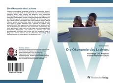Buchcover von Die Ökonomie des Lachens