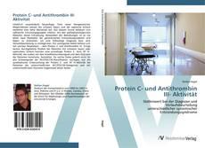 Portada del libro de Protein C- und Antithrombin III- Aktivität