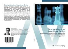 Bookcover of Strategisches User Experience Design