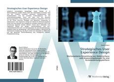Portada del libro de Strategisches User Experience Design