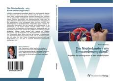 Die Niederlande - ein Einwanderungsland?的封面