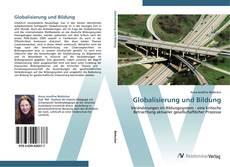 Capa do livro de Globalisierung und Bildung
