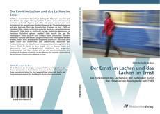 Buchcover von Der Ernst im Lachen und das Lachen im Ernst