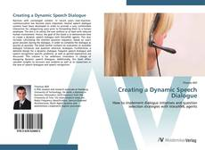 Capa do livro de Creating a Dynamic Speech Dialogue