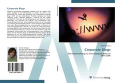 Buchcover von Corporate Blogs