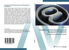 Combinatorial Auctions and Knapsack Problems kitap kapağı