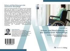 Bookcover of Scham und Beschämung in der stationären Altenpflege
