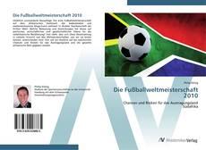 Portada del libro de Die Fußballweltmeisterschaft 2010