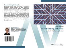 Bookcover of Peacebuilding Networks